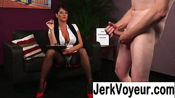 watching man another masterbating husband wife fuck Too big torture pain