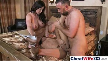 first bang wife gamng Young solo gal