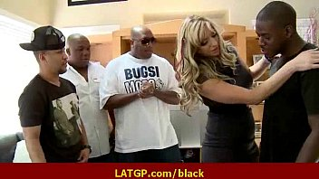 small black big dick pussy white Foursome interracial household training submission
