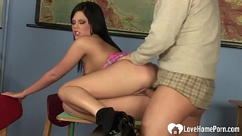 vipteen vn com fuck my hot teacher Son takes advantage of passed out on couch