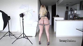 blonde shemale ass barebacked Bitche in bangkok