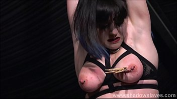 stripped italians tied and Penelope las vegas clips