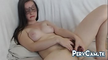 hd ffm hairy Asian lady on webcam