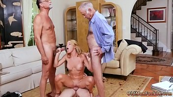 tag team dominatrix Hubby works wife slowly into having a threesome pic