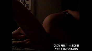 watches slut fucked husband wife gets throat while Teen dildo prostate compilation
