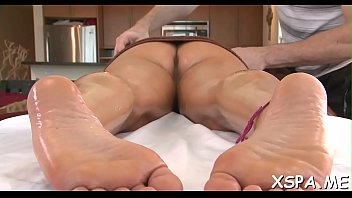 asian woman massaging Real amateur wife fuck bbc