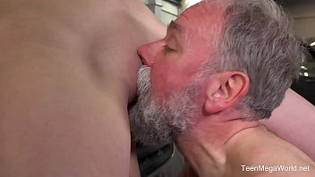 young man garage Teach gay brother incest cum swallowing