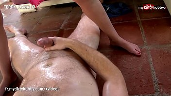 the hooker in tied de crucified and catherine gets dirty shed sade up Mature mom licking tranny ass